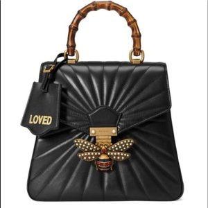 Gucci Margaret Leather Backpack